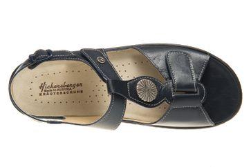 Hickersberger Vario Sandaletten in Übergrößen Blau 5108 7100 große Damenschuhe – Bild 6