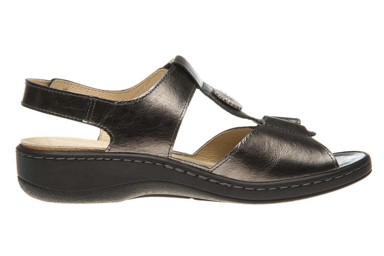 Hickersberger Vario Sandaletten in Übergrößen Grau 5108 2100 große Damenschuhe – Bild 4
