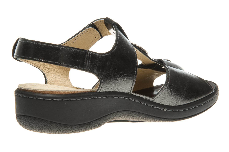 Hickersberger Vario Sandaletten in Übergrößen Grau 5108 2100 große Damenschuhe – Bild 3
