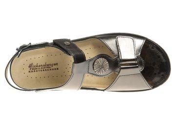 Hickersberger Vario Sandaletten in Übergrößen Grau 5108 2100 große Damenschuhe – Bild 6