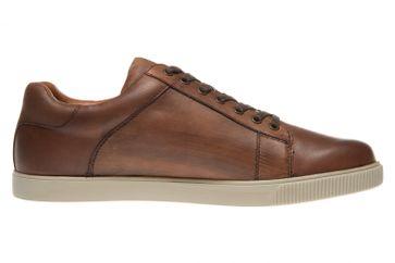 Skechers VOLDEN FANDOM Sneakers in Übergrößen Braun 65323/TNS große Herrenschuhe – Bild 4
