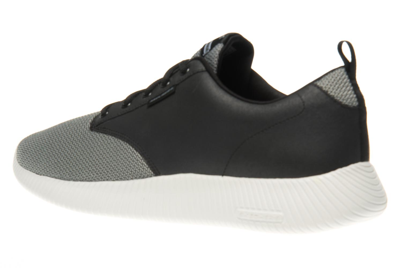 Skechers DEPTH CHARGE TRAHAN Sneakers in Übergrößen Schwarz 52398/BKGY große Herrenschuhe – Bild 2