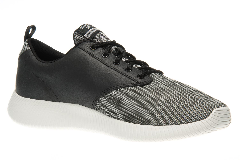 Skechers DEPTH CHARGE TRAHAN Sneakers in Übergrößen Schwarz 52398/BKGY große Herrenschuhe – Bild 5