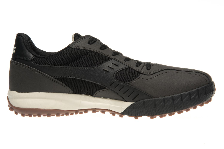 Skechers FLOATER 2.0 Sneakers in Übergrößen Schwarz 51852/BLK große Herrenschuhe – Bild 4