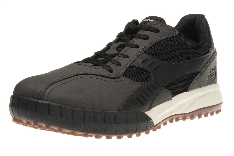 Skechers FLOATER 2.0 Sneakers in Übergrößen Schwarz 51852/BLK große Herrenschuhe – Bild 1