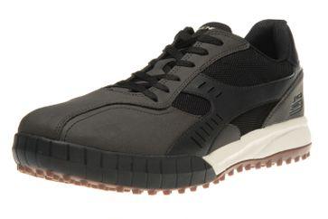 Skechers FLOATER 2.0 Sneakers in Übergrößen Schwarz 51852/BLK große Herrenschuhe