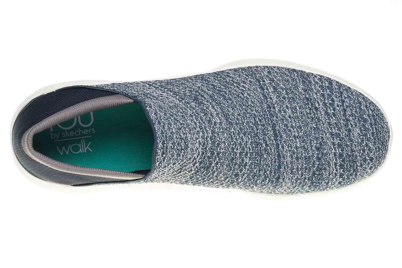 Skechers YOU Sneakers in Übergrößen Blau 14951/NVY große Damenschuhe – Bild 7