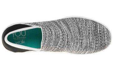 Skechers YOU Sneakers in Übergrößen Weiß 14951/WBK große Damenschuhe – Bild 7