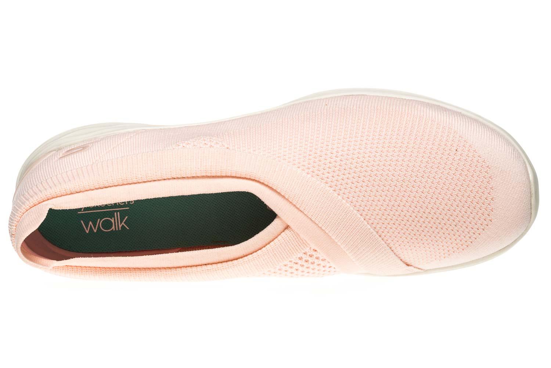 Skechers YOU LUXE Sneakers in Übergrößen Pink 14955/PNK große Damenschuhe – Bild 7