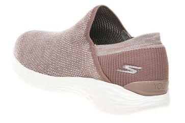 Skechers YOU RISE Sneakers in Übergrößen Pink 14958/MVE große Damenschuhe – Bild 2