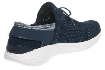 Skechers YOU SPIRIT Sneakers in Übergrößen Blau 14960/NVW große Damenschuhe – Bild 3