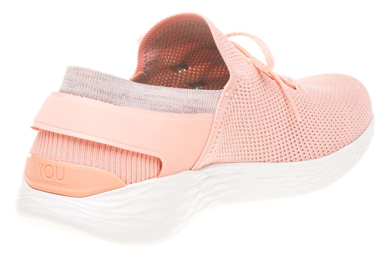 Skechers YOU SPIRIT Sneakers in Übergrößen Orange 14960/PCH große Damenschuhe – Bild 3