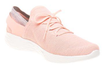 Skechers YOU SPIRIT Sneakers in Übergrößen Orange 14960/PCH große Damenschuhe – Bild 5