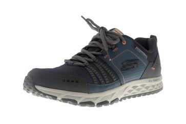 Skechers ESCAPE PLAN Sneakers in Übergrößen Blau 51591/NVOR große Herrenschuhe – Bild 6