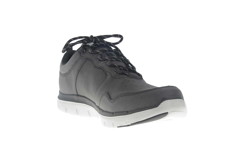 Skechers FLEX ADVANTAGE 2.0 DALI Sneakers in Übergrößen Schwarz 52124/BLK große Herrenschuhe – Bild 5
