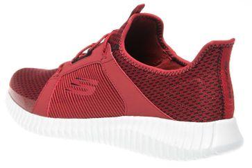 Skechers ELITE FLEX Sneakers in Übergrößen Rot 52640/RDBK große Herrenschuhe – Bild 2