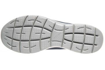 Skechers SUMMITS Sneakers in Übergrößen Blau 52811/NVY große Herrenschuhe – Bild 7