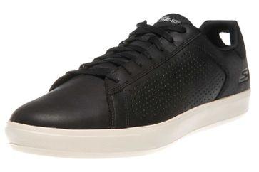 Skechers GO VULC 2 GRANDEUR Sneakers in Übergrößen Schwarz 54323/BKNT große Herrenschuhe – Bild 1