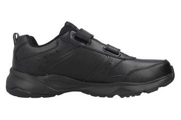 Skechers HANIGER CASSPI Sneakers in Übergrößen Schwarz 58356/BBK große Herrenschuhe – Bild 5