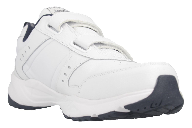 Skechers HANIGER CASSPI Sneakers in Übergrößen Weiß 58356/WNV große Herrenschuhe – Bild 5