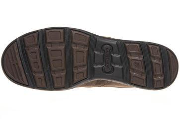 Skechers HARPER FORDE Sneakers in Übergrößen Braun 64858/DKBR große Herrenschuhe – Bild 6