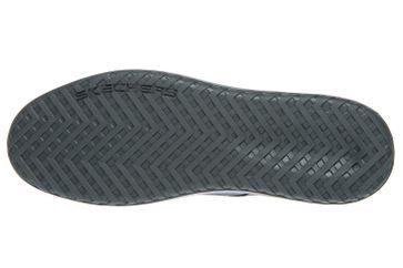 Skechers FOLTEN BRISOR Sneakers in Übergrößen Blau 65371/NVY große Herrenschuhe – Bild 6