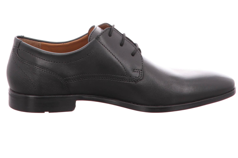 FRETZ MEN Business Schuhe in Übergrößen Schwarz 2941.8878-51 große Herrenschuhe – Bild 4