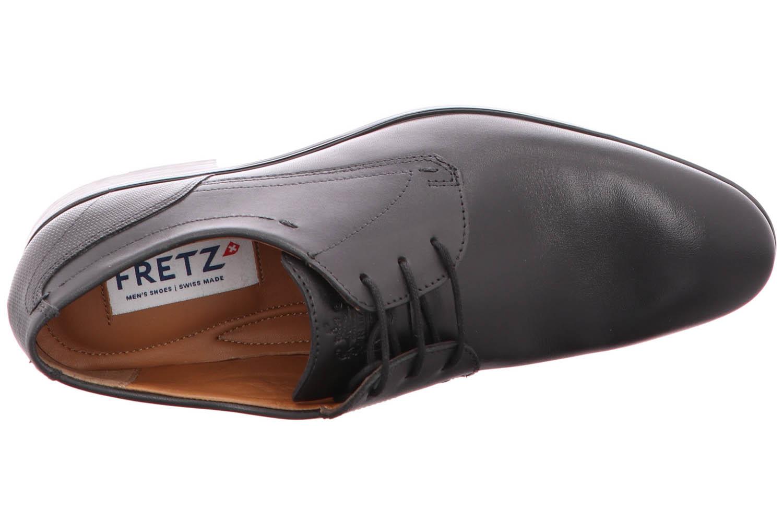FRETZ MEN Business Schuhe in Übergrößen Schwarz 2941.8878-51 große Herrenschuhe – Bild 8