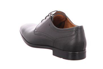 FRETZ MEN Business Schuhe in Übergrößen Schwarz 2941.8878-51 große Herrenschuhe – Bild 3