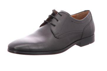 FRETZ MEN Business Schuhe in Übergrößen Schwarz 2941.8878-51 große Herrenschuhe – Bild 6