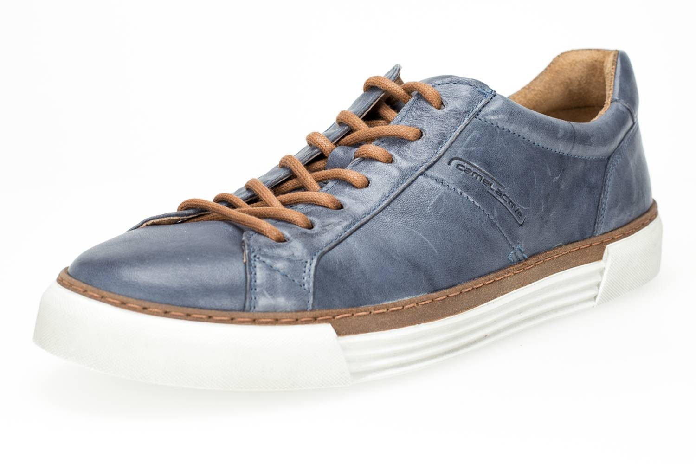 Camel Active Sneaker in Übergröße Blau 460.17.03 große Herrenschuhe – Bild 1