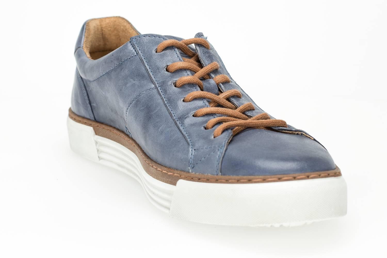 Camel Active Sneaker in Übergröße Blau 460.17.03 große Herrenschuhe – Bild 5