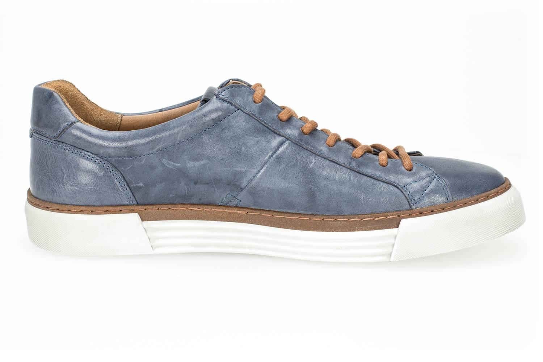 Camel Active Sneaker in Übergröße Blau 460.17.03 große Herrenschuhe – Bild 4