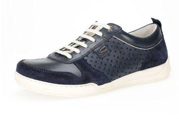 Camel Active Sneaker in Übergröße Blau 520.11.01 große Herrenschuhe – Bild 1