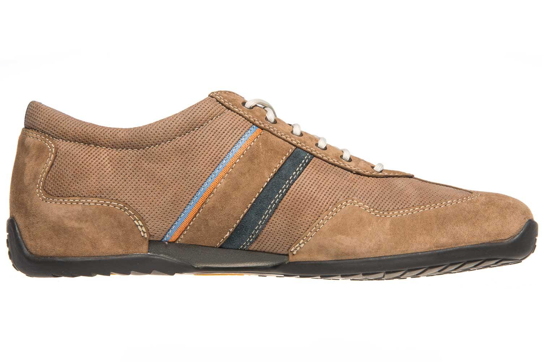 Camel Active Sneaker in Übergröße Braun 137.24.35 große Herrenschuhe – Bild 4
