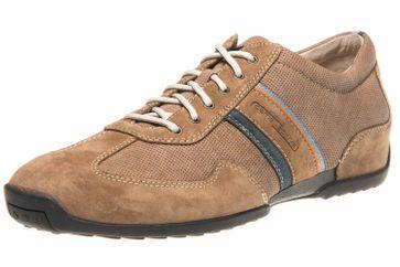 Camel Active Sneaker in Übergröße Braun 137.24.35 große Herrenschuhe – Bild 1