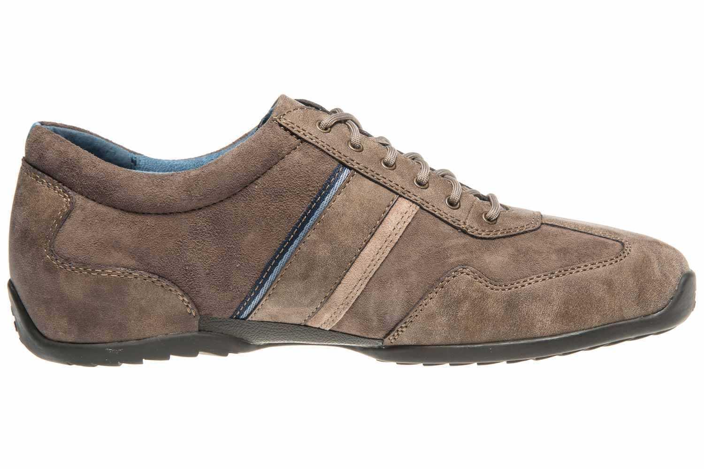 Camel Active Sneaker in Übergröße Braun 137.27.03 große Herrenschuhe – Bild 4