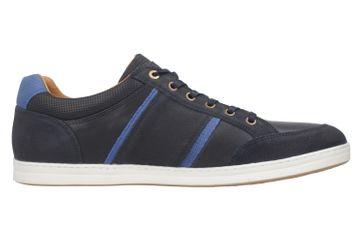 PANTOFOLA D'ORO Sneaker in Übergrößen Blau 10181069.29Y große Herrenschuhe – Bild 4