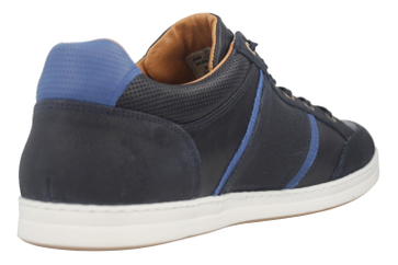 PANTOFOLA D'ORO Sneaker in Übergrößen Blau 10181069.29Y große Herrenschuhe – Bild 3