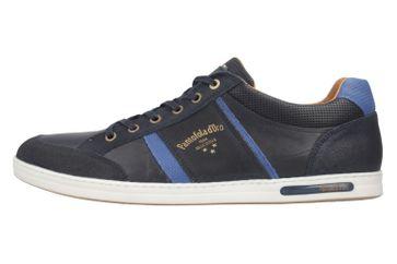 PANTOFOLA D'ORO Sneaker in Übergrößen Blau 10181069.29Y große Herrenschuhe – Bild 2