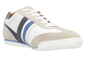PANTOFOLA D'ORO Sneaker in Übergrößen Weiß 10181068.1FG große Herrenschuhe – Bild 5