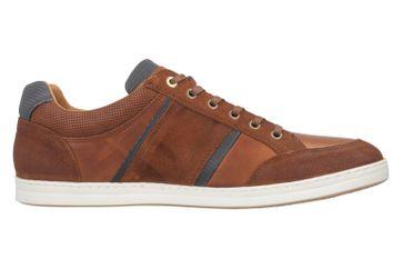 PANTOFOLA D'ORO Sneaker in Übergrößen Braun 10181069.JCU große Herrenschuhe – Bild 5