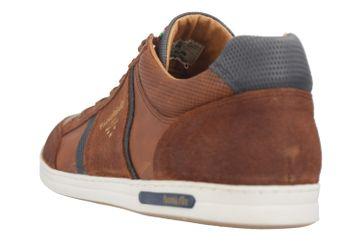 PANTOFOLA D'ORO Sneaker in Übergrößen Braun 10181069.JCU große Herrenschuhe – Bild 3