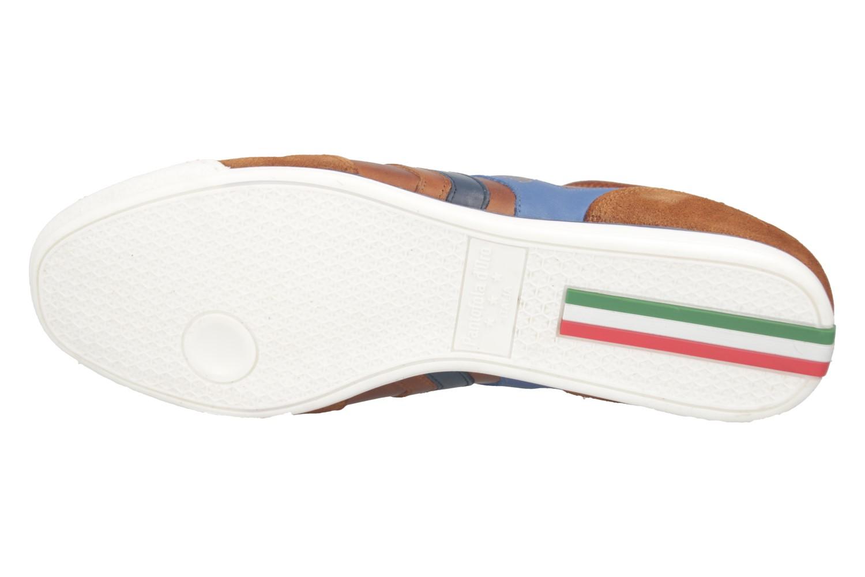 PANTOFOLA D'ORO Sneaker in Übergrößen Braun 10181068.JCU große Herrenschuhe – Bild 7