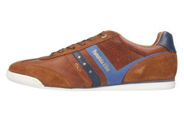 PANTOFOLA D'ORO Sneaker in Übergrößen Braun 10181068.JCU große Herrenschuhe – Bild 2