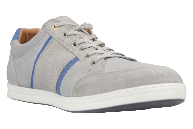 PANTOFOLA D'ORO Sneaker in Übergrößen Grau 10181069.3JW große Herrenschuhe  – Bild 6