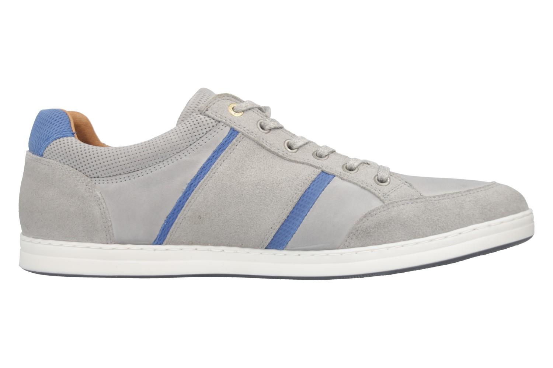 PANTOFOLA D'ORO Sneaker in Übergrößen Grau 10181069.3JW große Herrenschuhe – Bild 4