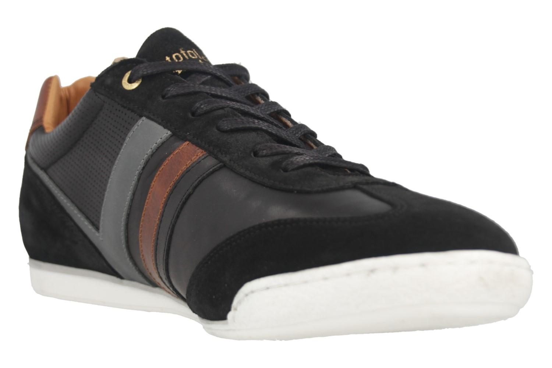 PANTOFOLA D'ORO Sneaker in Übergrößen Schwarz 10181068.25Y große Herrenschuhe  – Bild 6