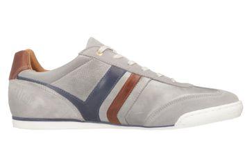 PANTOFOLA D'ORO Sneaker in Übergrößen Grau 10181068.3JW große Herrenschuhe  – Bild 5