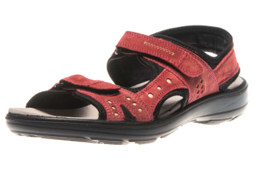 JOMOS Sandale in Übergrößen Rot 890604 84 556 große Damenschuhe – Bild 1